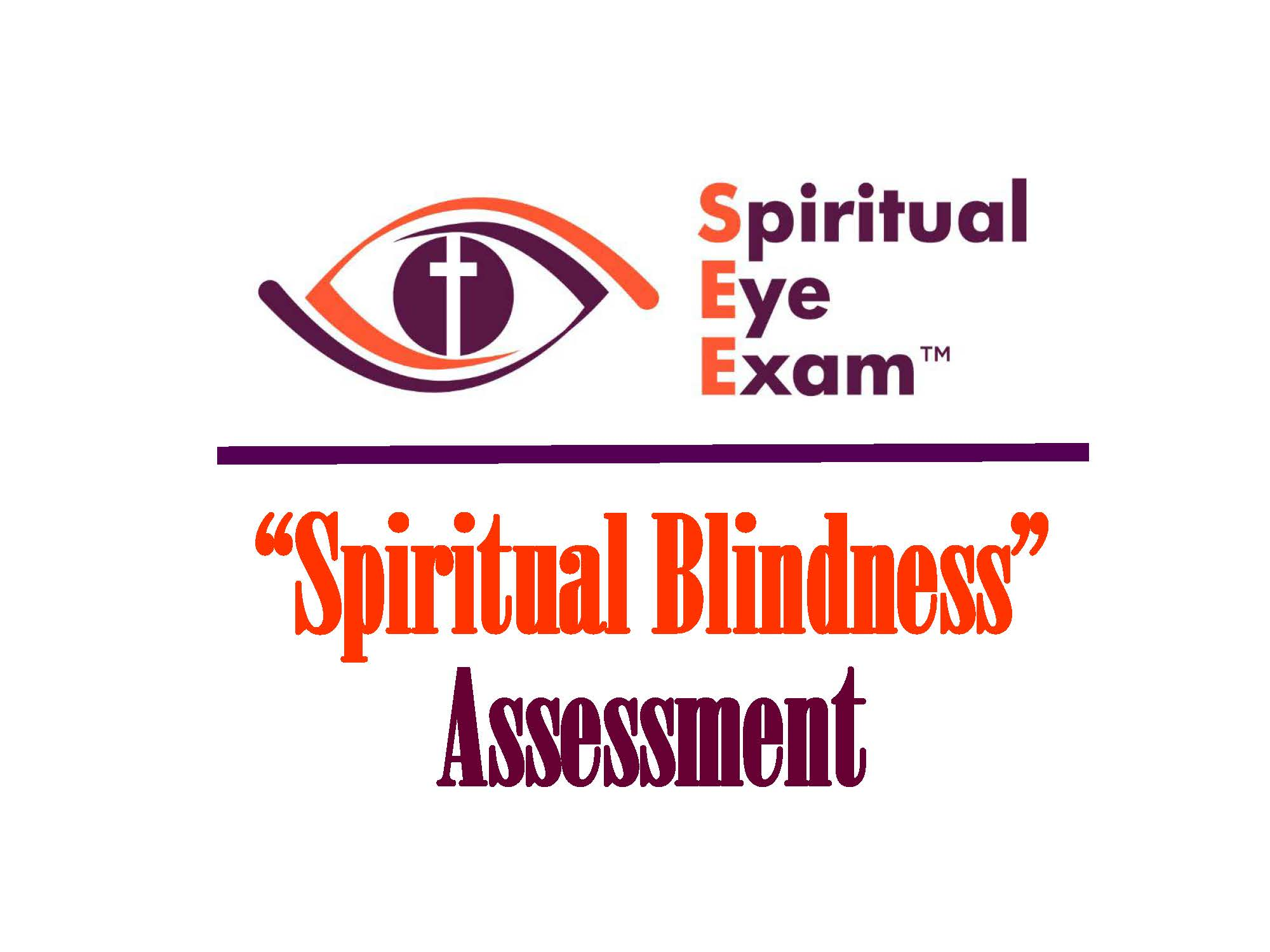 SEE Logo with SPIRITUAL BLINDNESS Assessment logo (master and final)