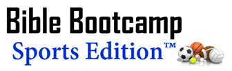 Bible Bootcamp Logo