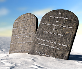 Ten Commandments Quiz