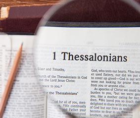 1 Thessalonians Quiz