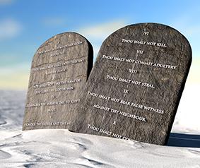 Ten Commandments Quiz