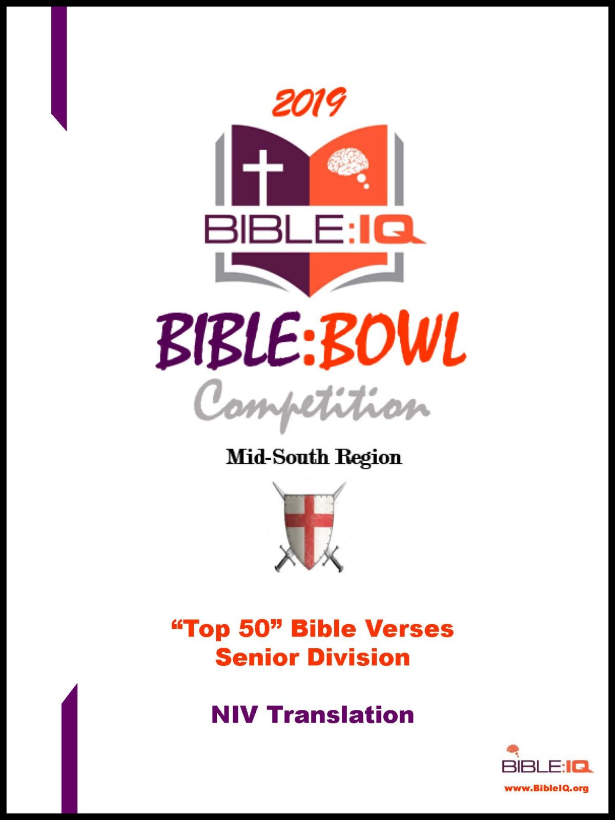 Bible Bowl Competition | Bible IQ