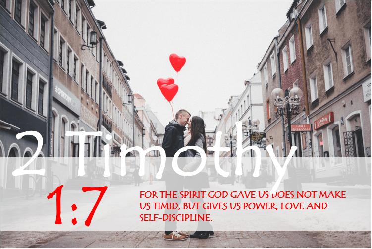 2 TIMOTHY 1:7 image