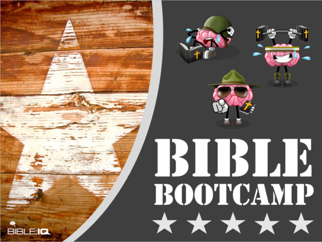 Bible Bootcamp