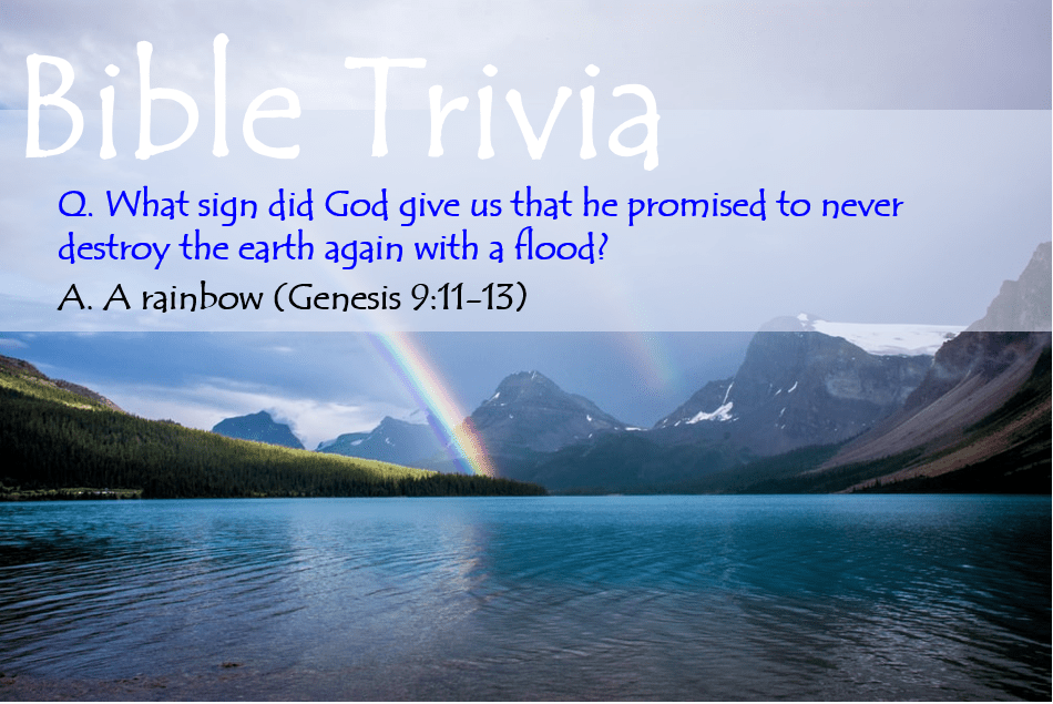 Bible Trivia 101 Capture