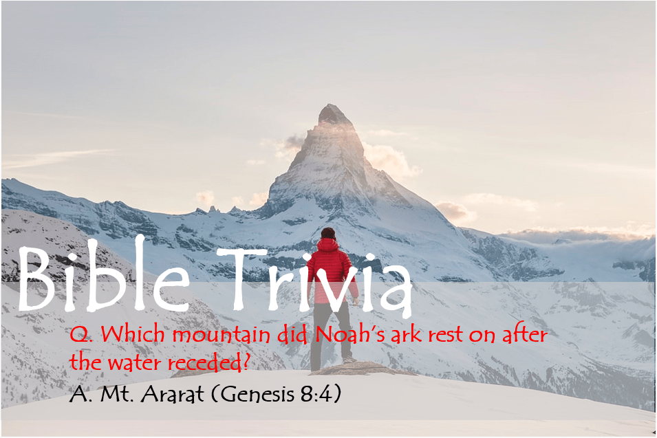 Bible Trivia 103 Capture