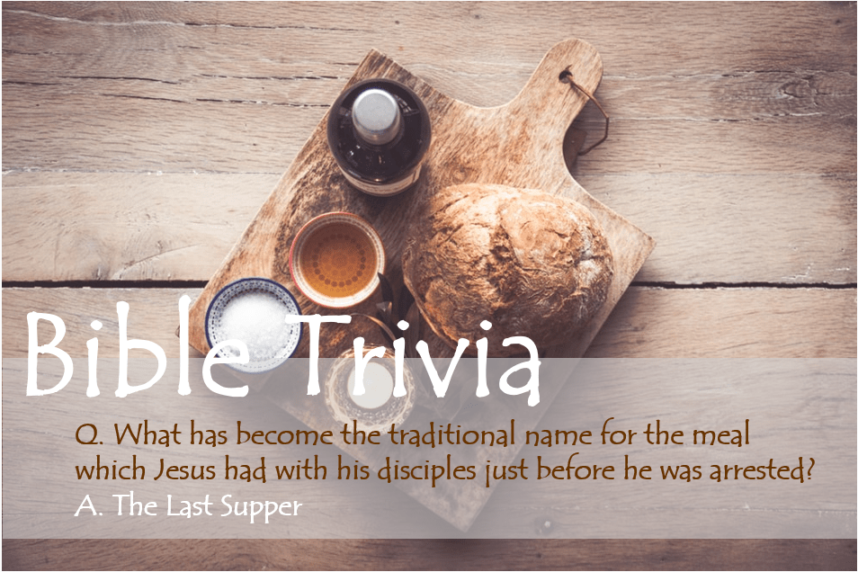 Bible Trivia 104 Capture