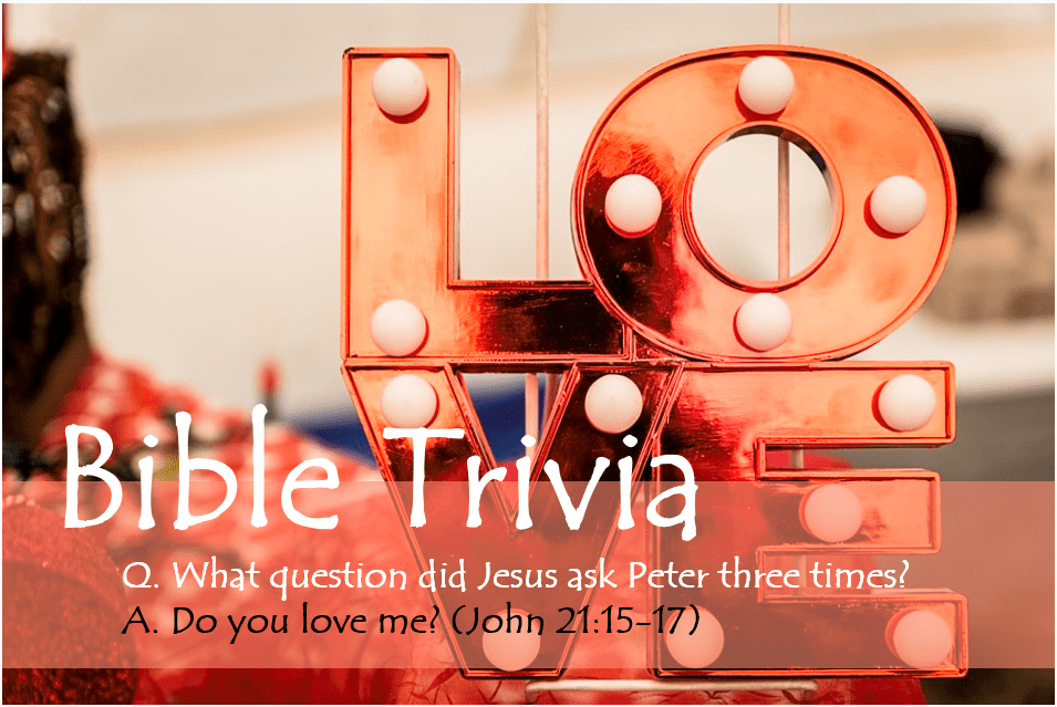 Bible Trivia 208 Capture
