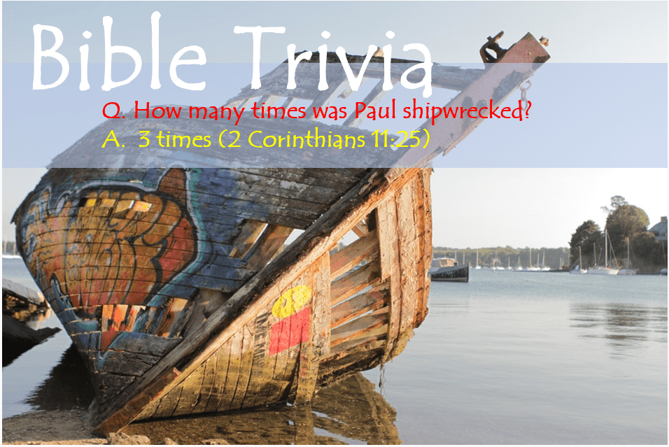 Bible Trivia 209 Capture