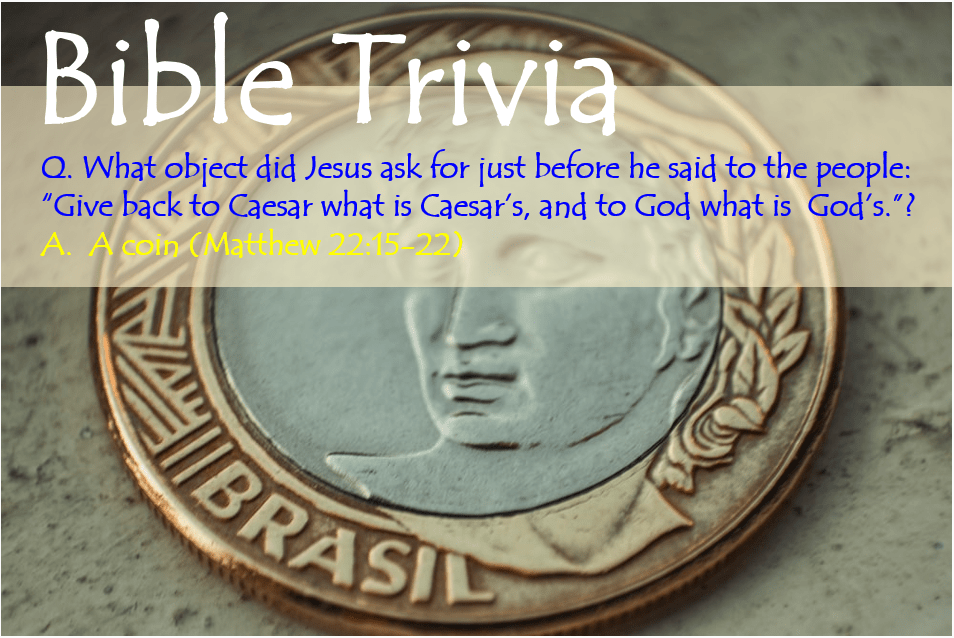 Bible Trivia 210 Capture