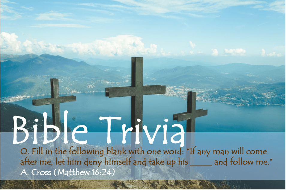 Bible Trivia 309 Capture