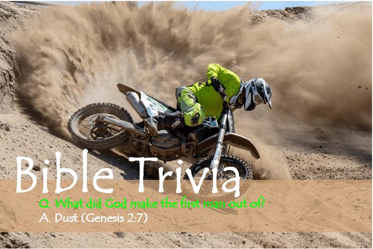 Bible Trivia Genesis 2_7 image