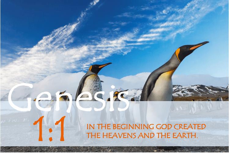 GENESIS 1:1 image