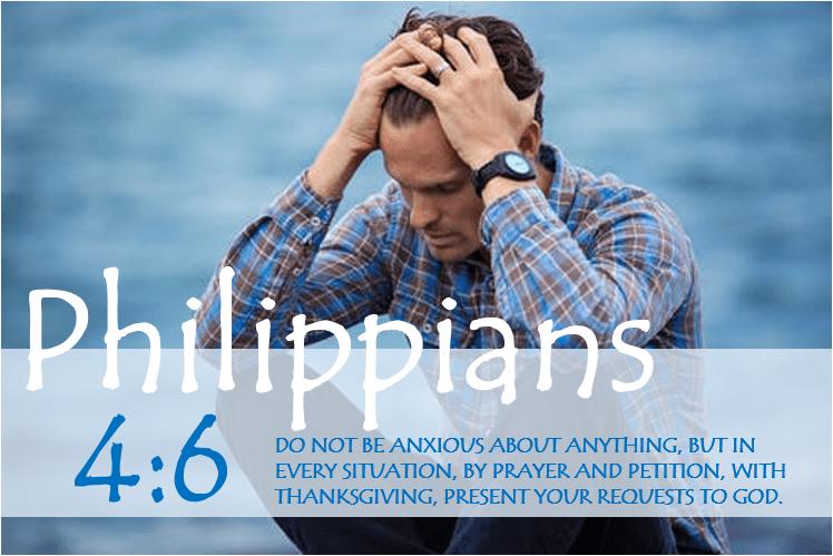 PHILIPPIANS 4:6 image
