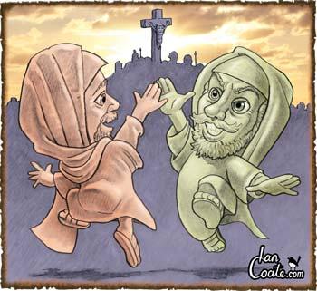 Religion-Vs-Christianity-2