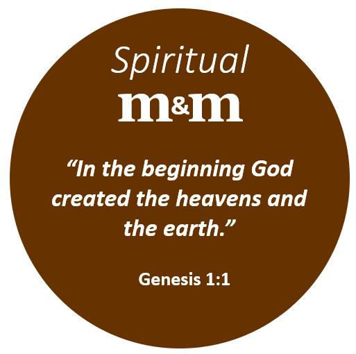 Spiritual M&M Genesis 1_1 image