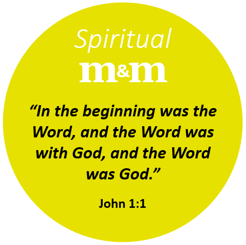 Spiritual M&M John 1_1