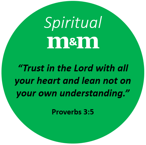 Spiritual M&M Proverbs 3_5
