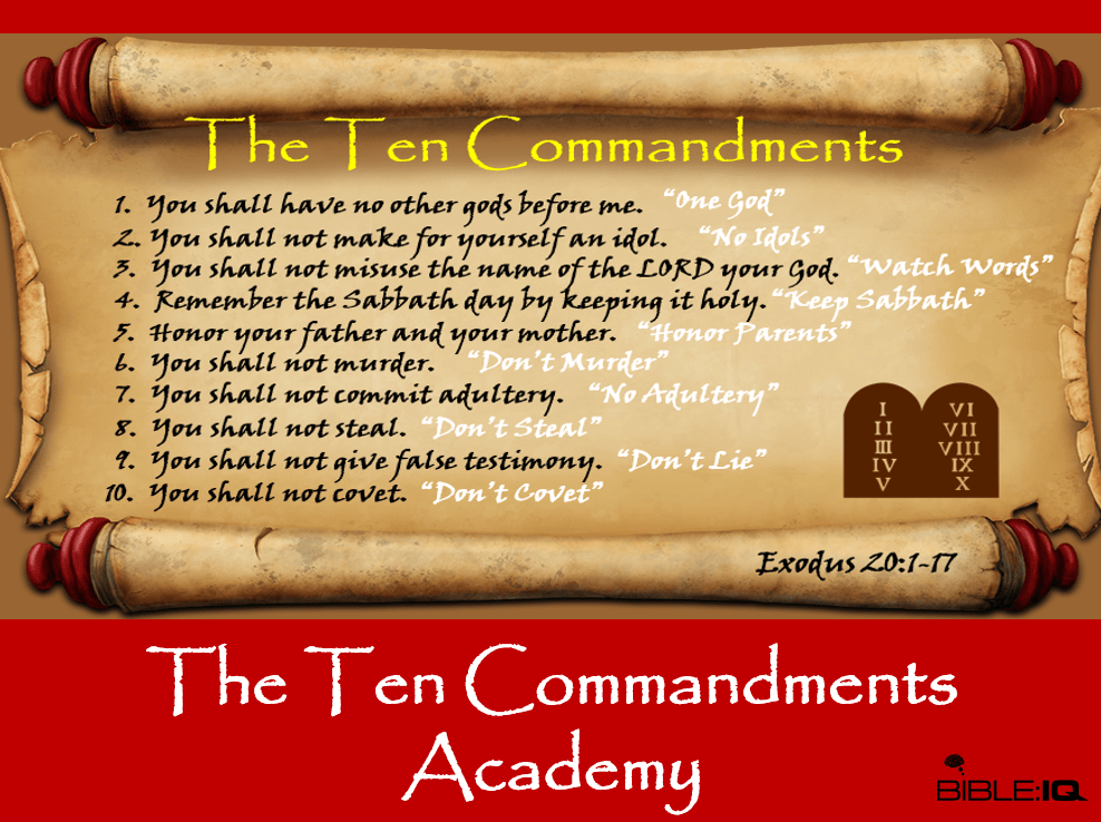 The Ten Commandments Academy